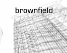 Furniture factory land territory (Brownfield)